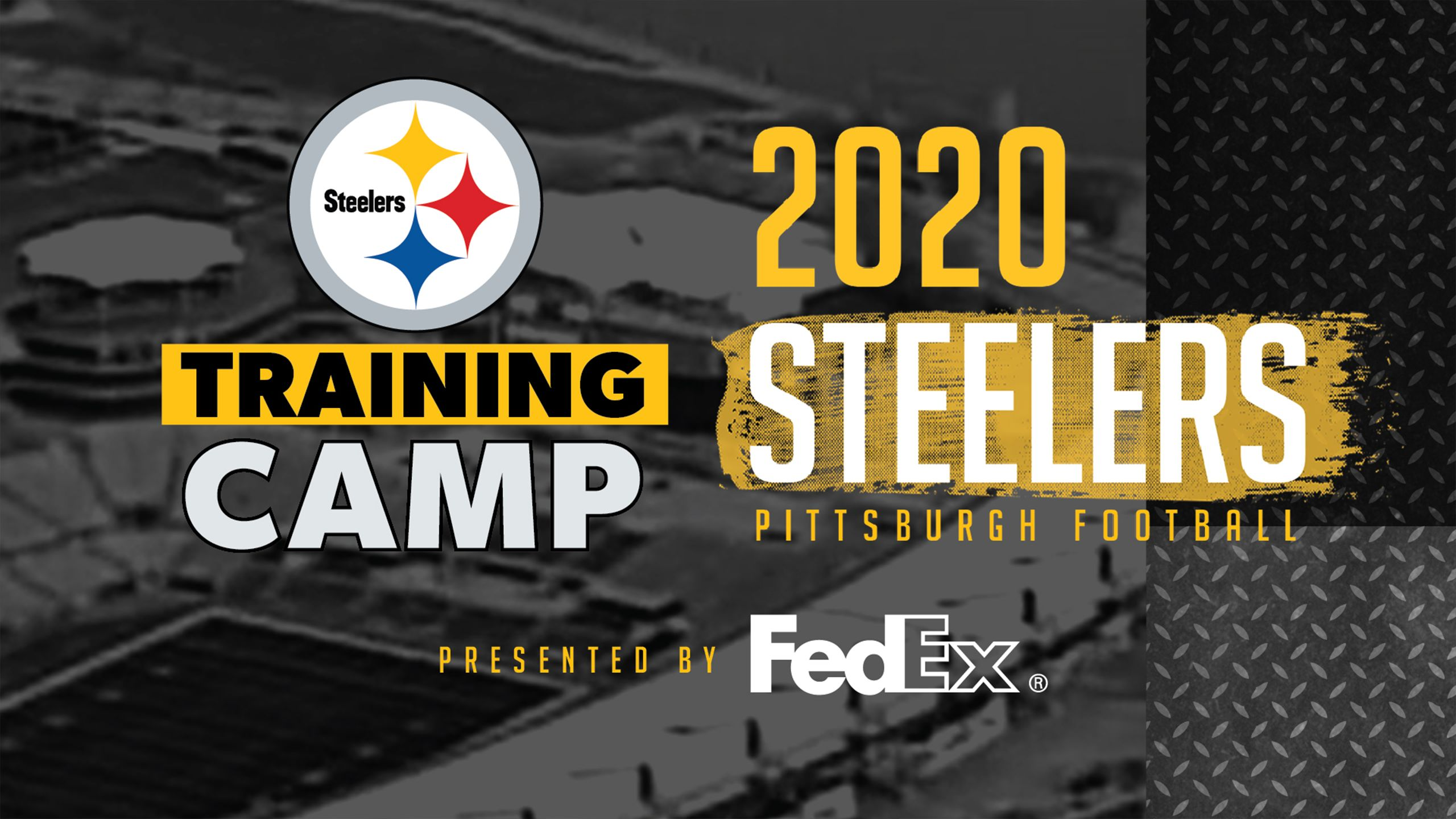 Steelers Camp 2020, Presented By Fed Ex