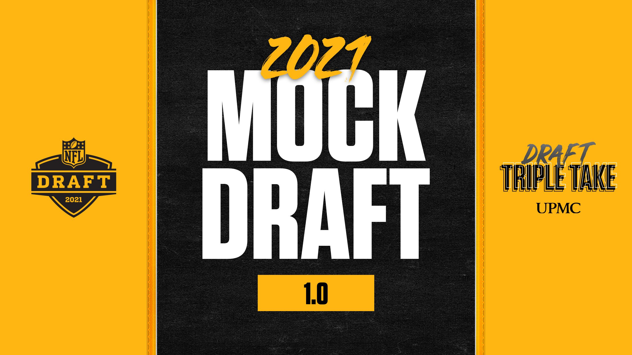Triple Take Mock Draft 1.0