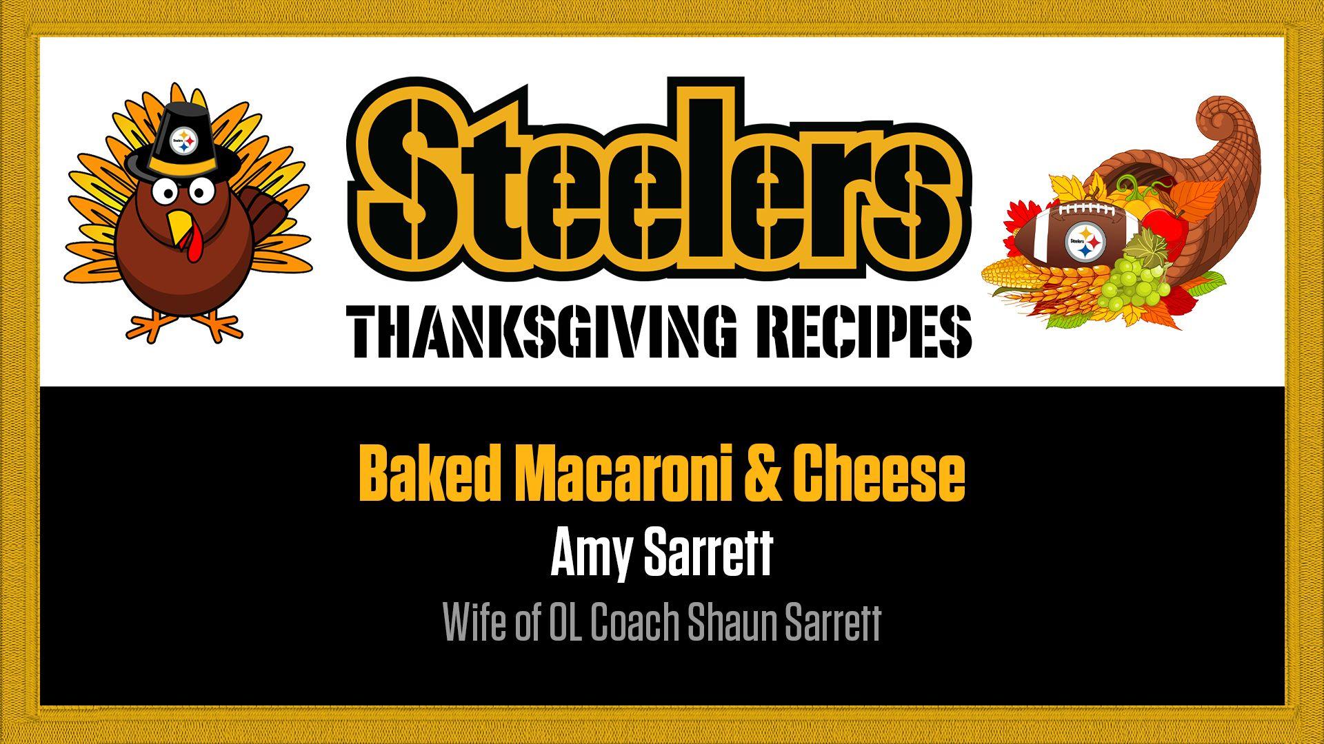 Recipe - baked macaroni and cheese_amy sarrett