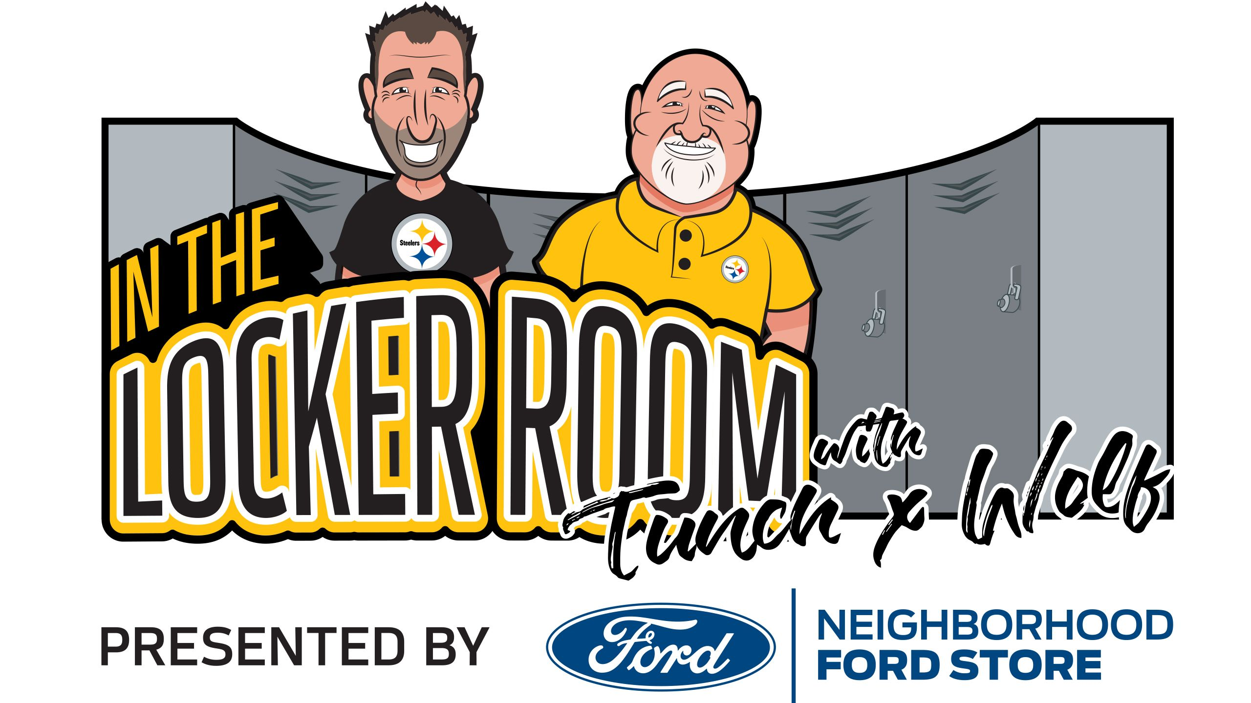 In The Locker Room with Tunch & Wolf