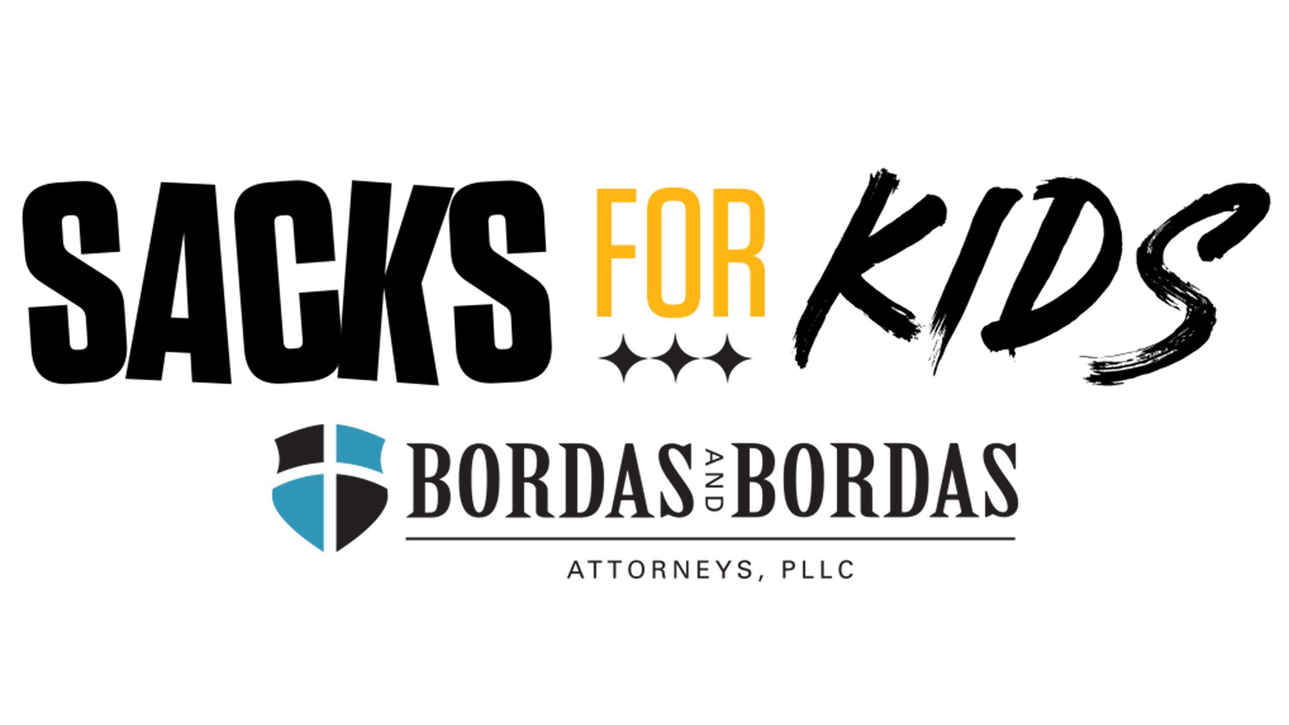 Sacks for Kids, presented by Bordas & Bordas