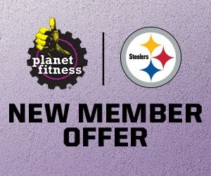 Become a Member of Planet Fitness to Receive a Special Steelers offer!