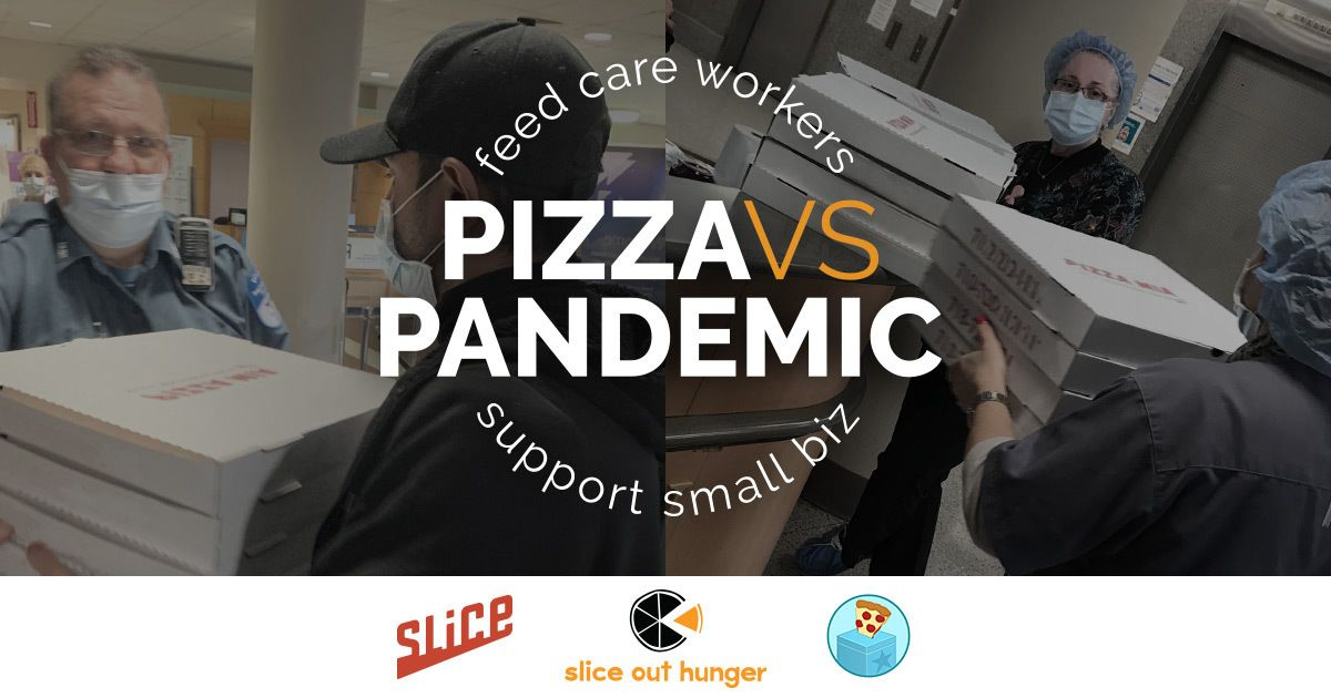 Pizza vs. Pandemic