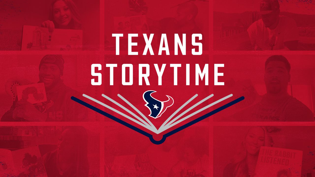 Texans Storytime