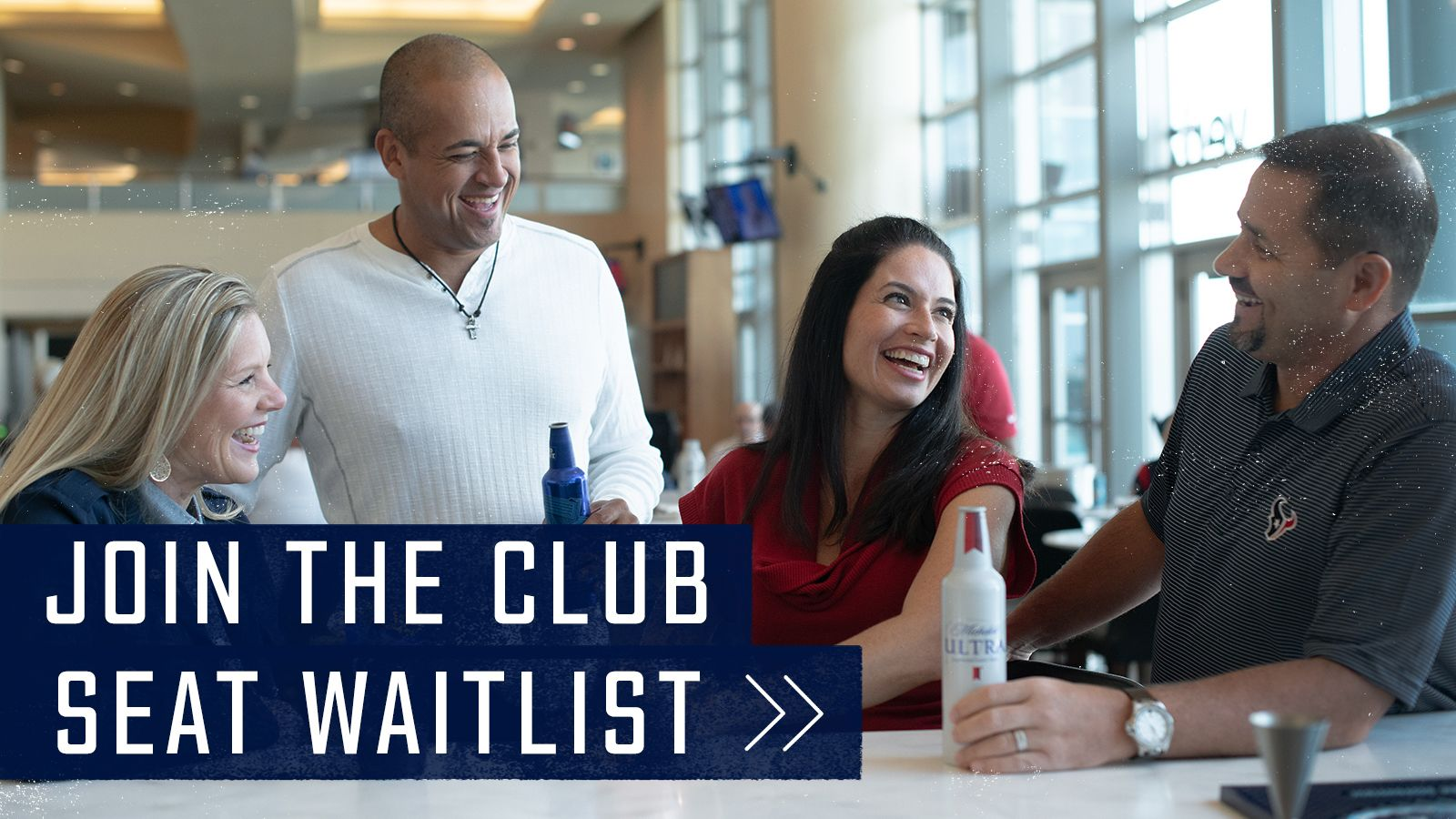 Join the Club Seat Wait List
