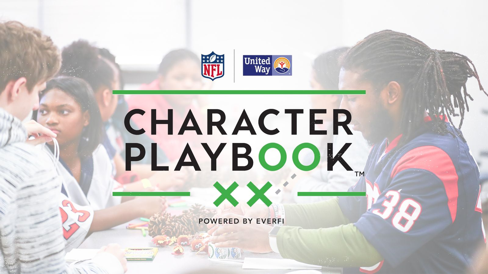 NFL  Character Playbook presented by United Way