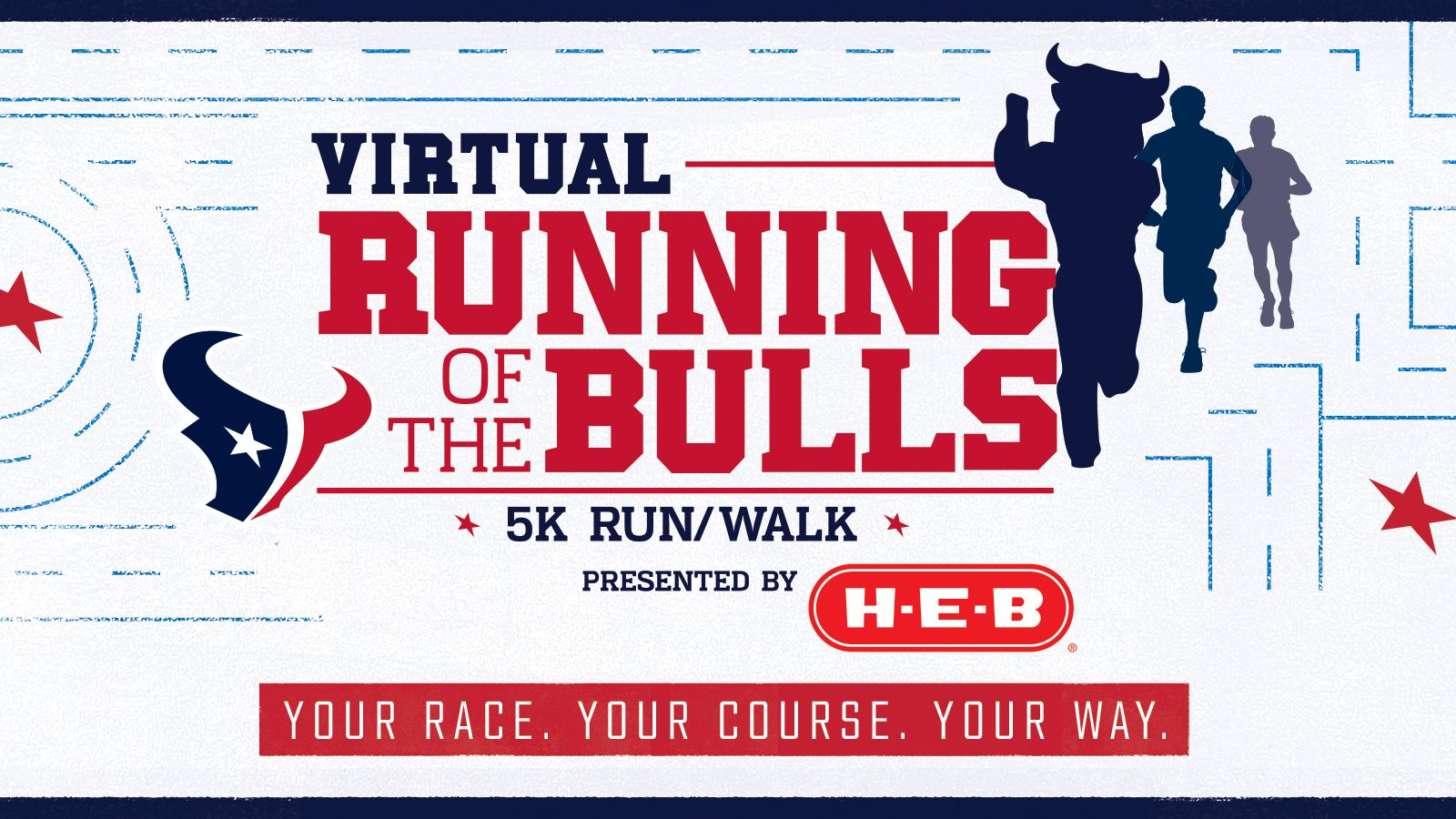 Virtual Running of the Bulls 5K