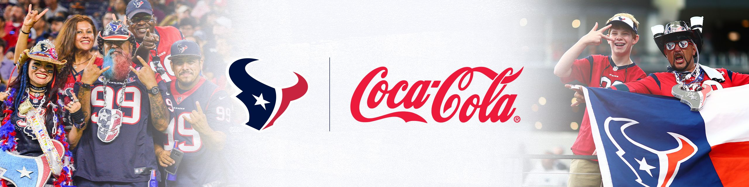 Gameday with the Texans and Coca-Cola