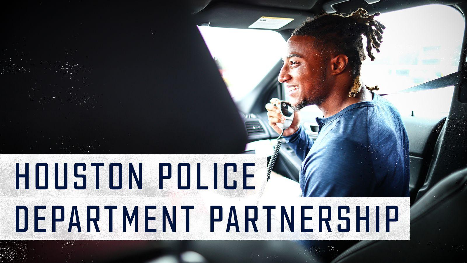 Houston Police Department Partnership