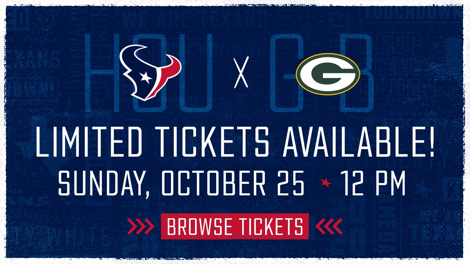 Green Bay Tickets
