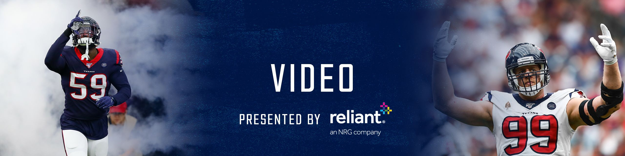 Video. presented by Reliant