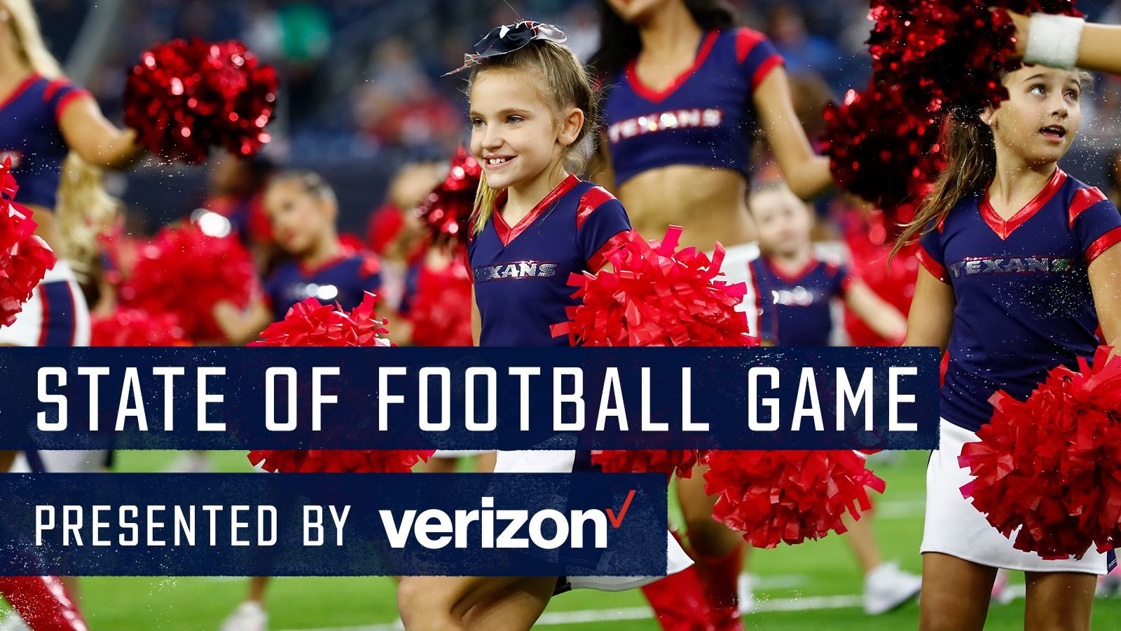 State of Football Game presented by Verizon