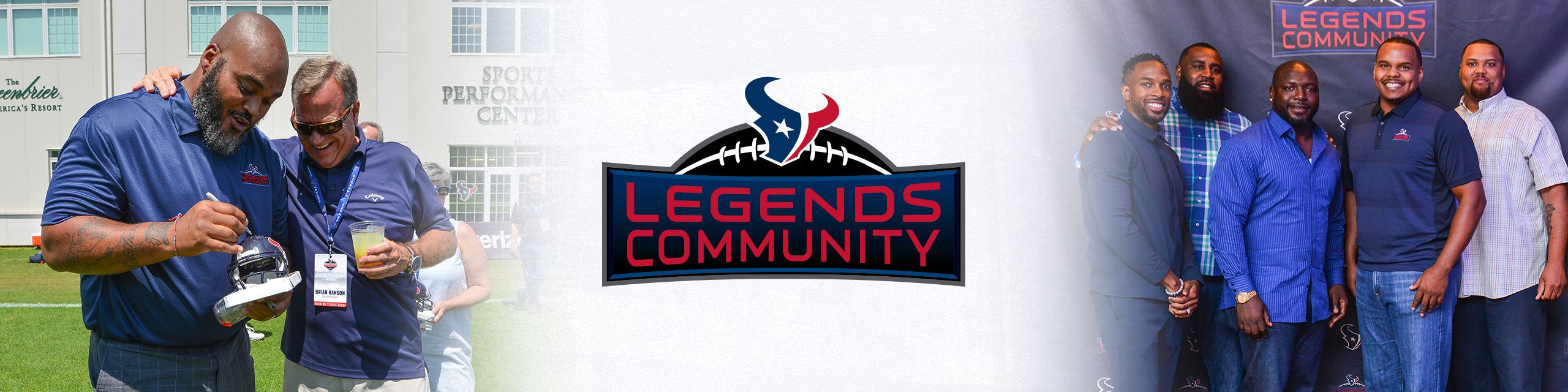 Texans Legends