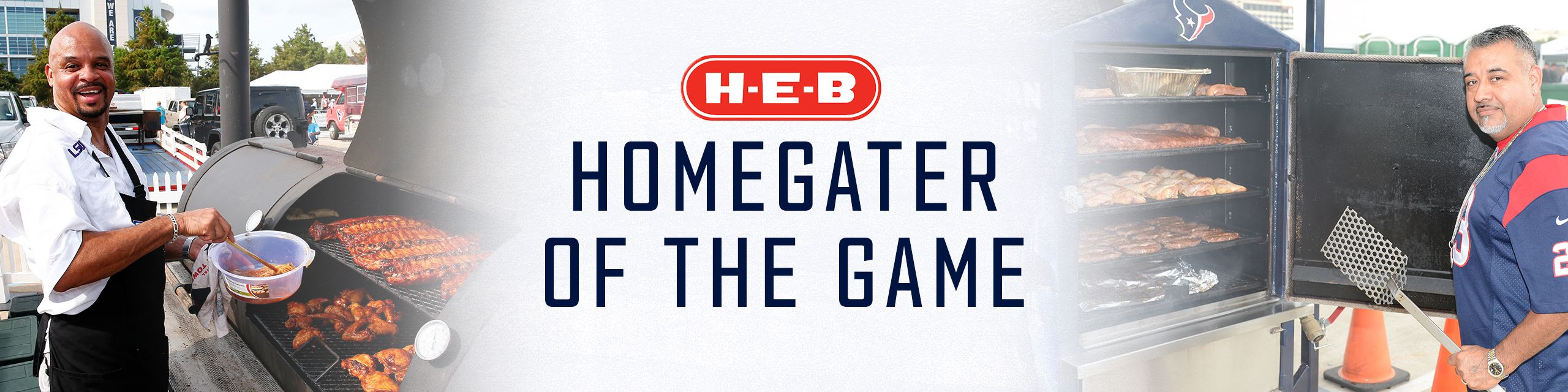 HEB Homegater of the Game