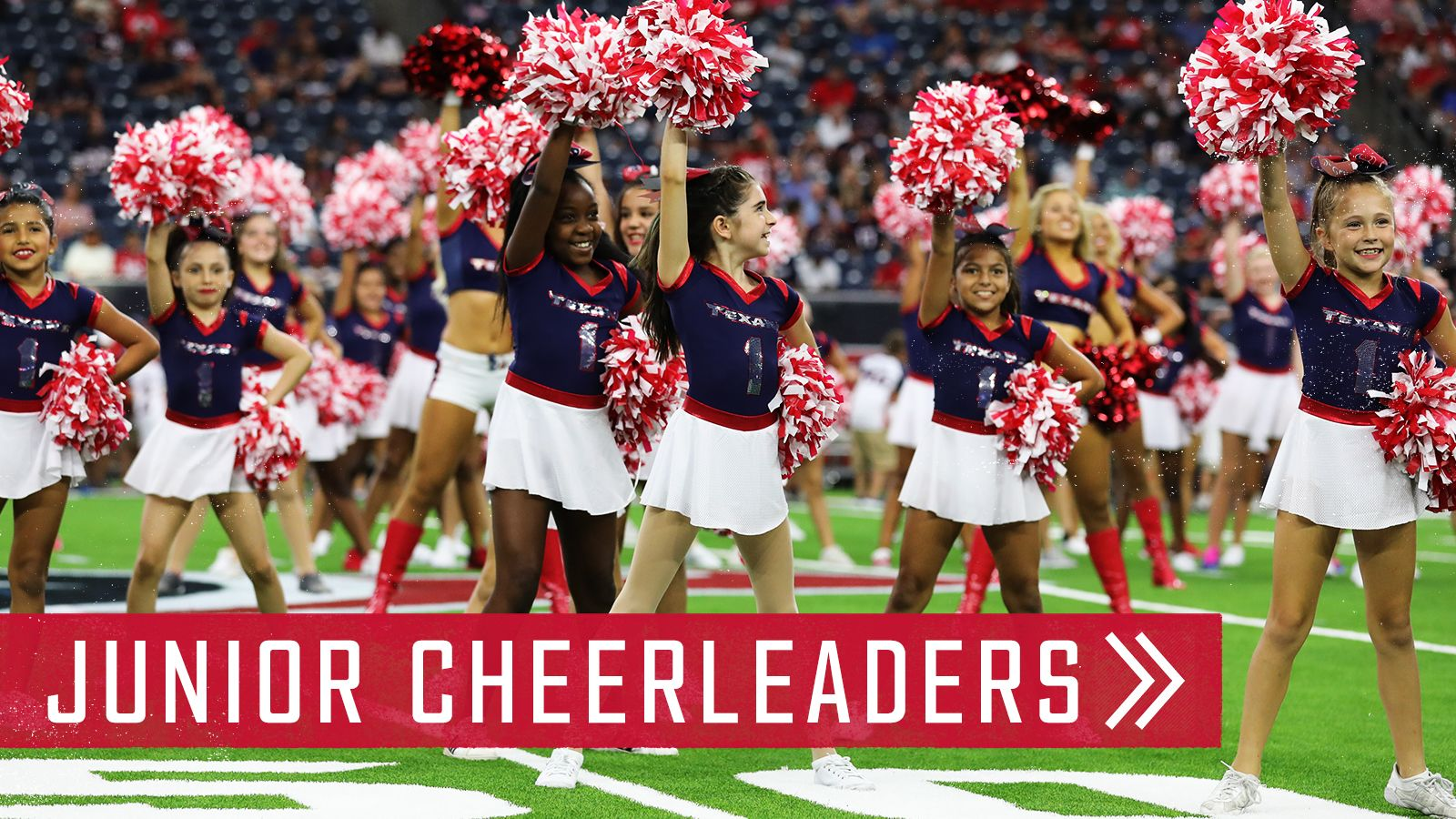 Junior Cheerleaders
