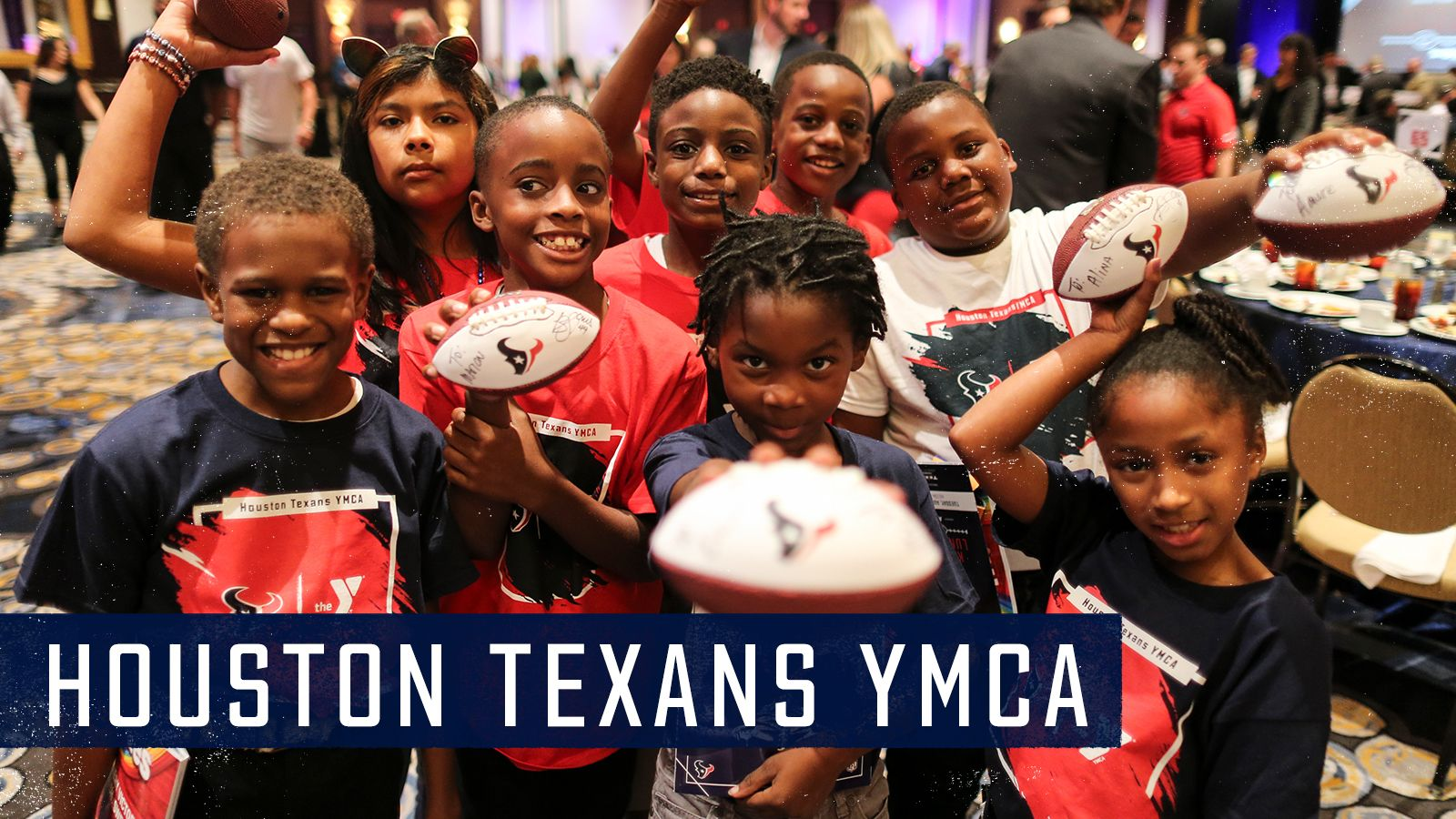 Houston Texans YMCA