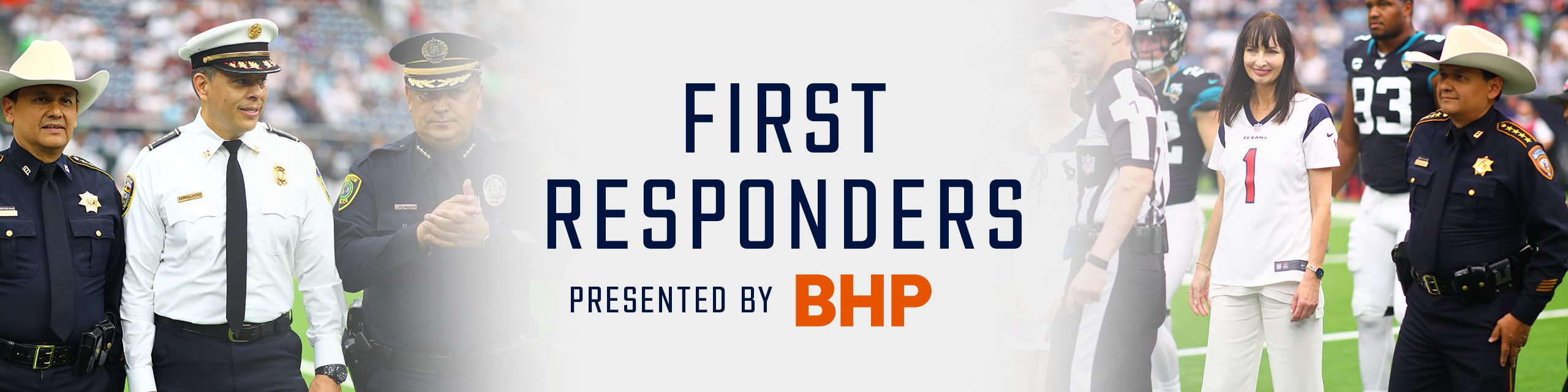First Responders presented by BHP