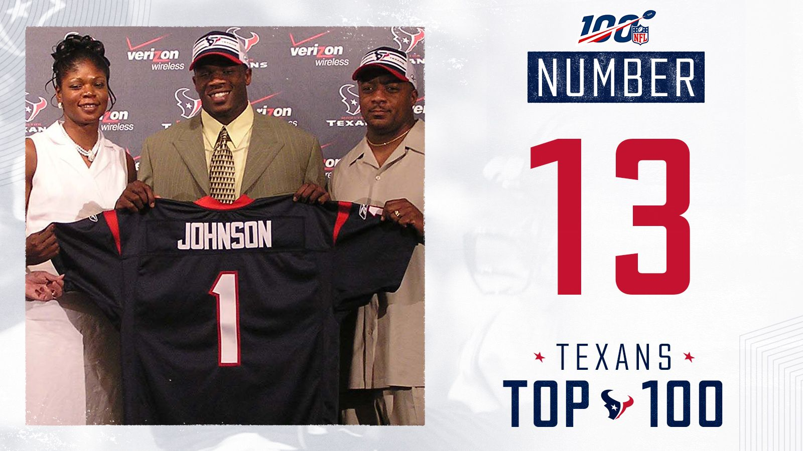 13_Andre Johnson drafted in 2003 - TWITTER