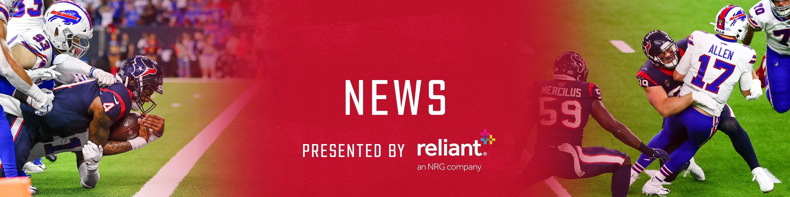 News. presented by Reliant
