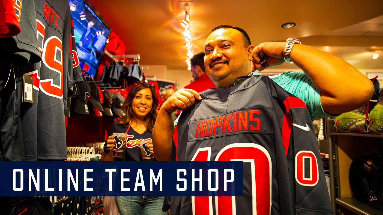 Online Team Shop