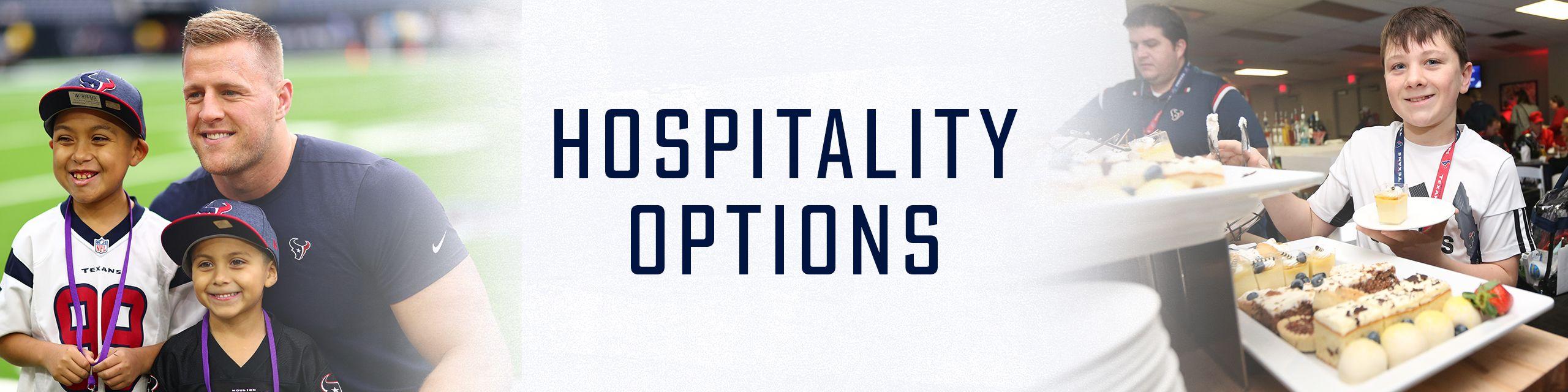 Hospitality Options