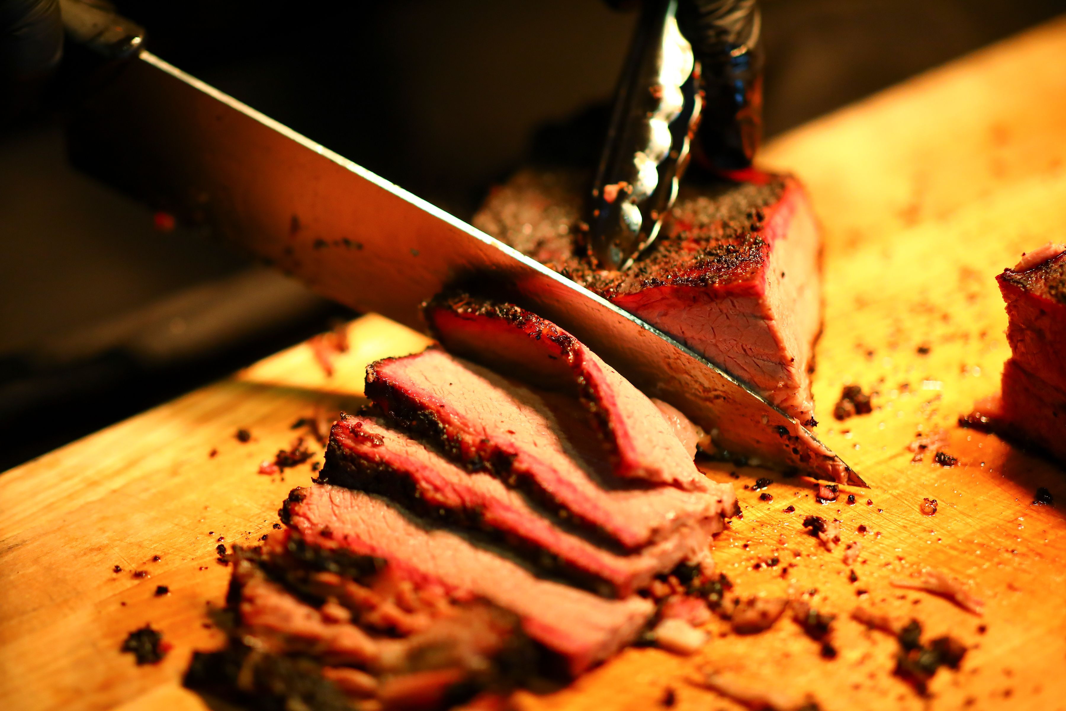 Our suite menus offer a variety of dishes from James Beard award-winning chefs from Houston and around Texas
