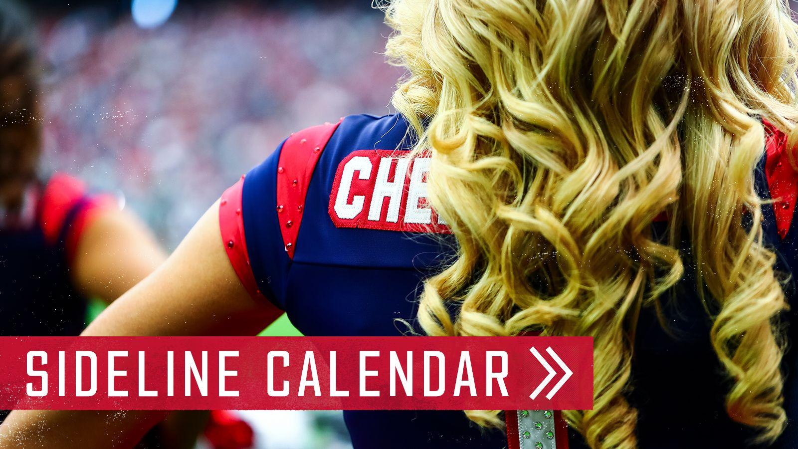 Sideline Calendar