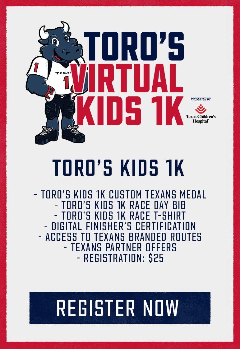 TORO's Virtual Kids 1K
