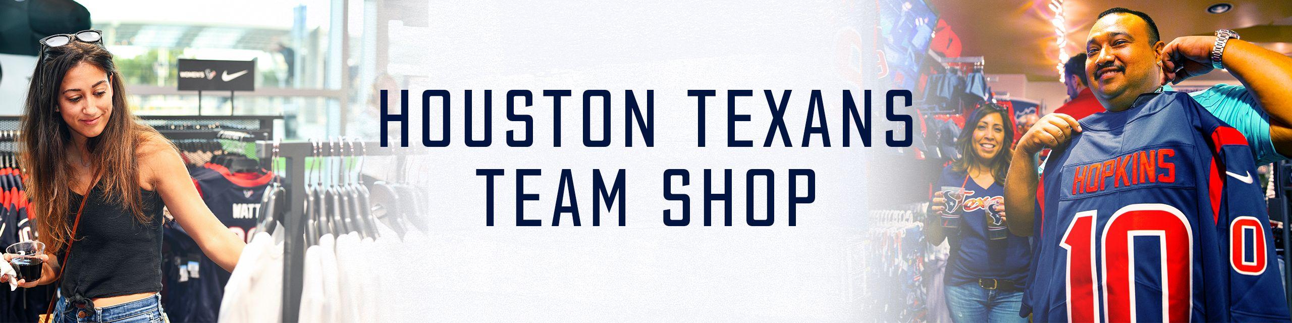 Houston Texans Team Shop