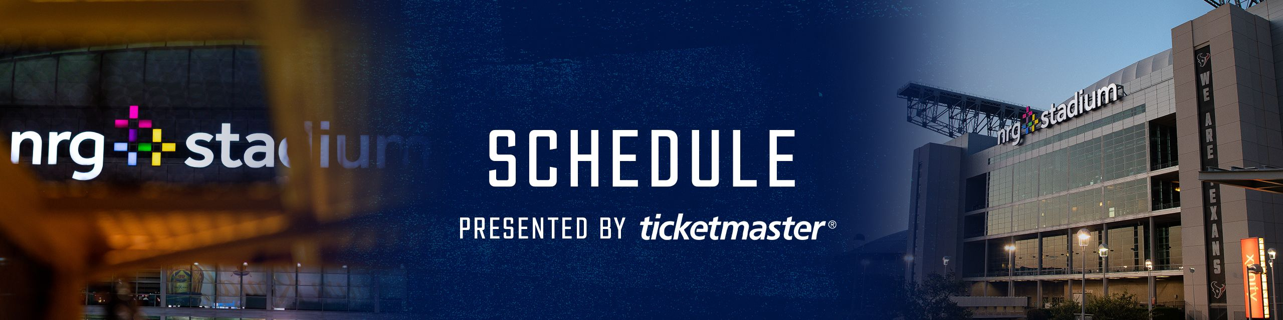 Texans Schedule Houston Texans Houstontexans Com