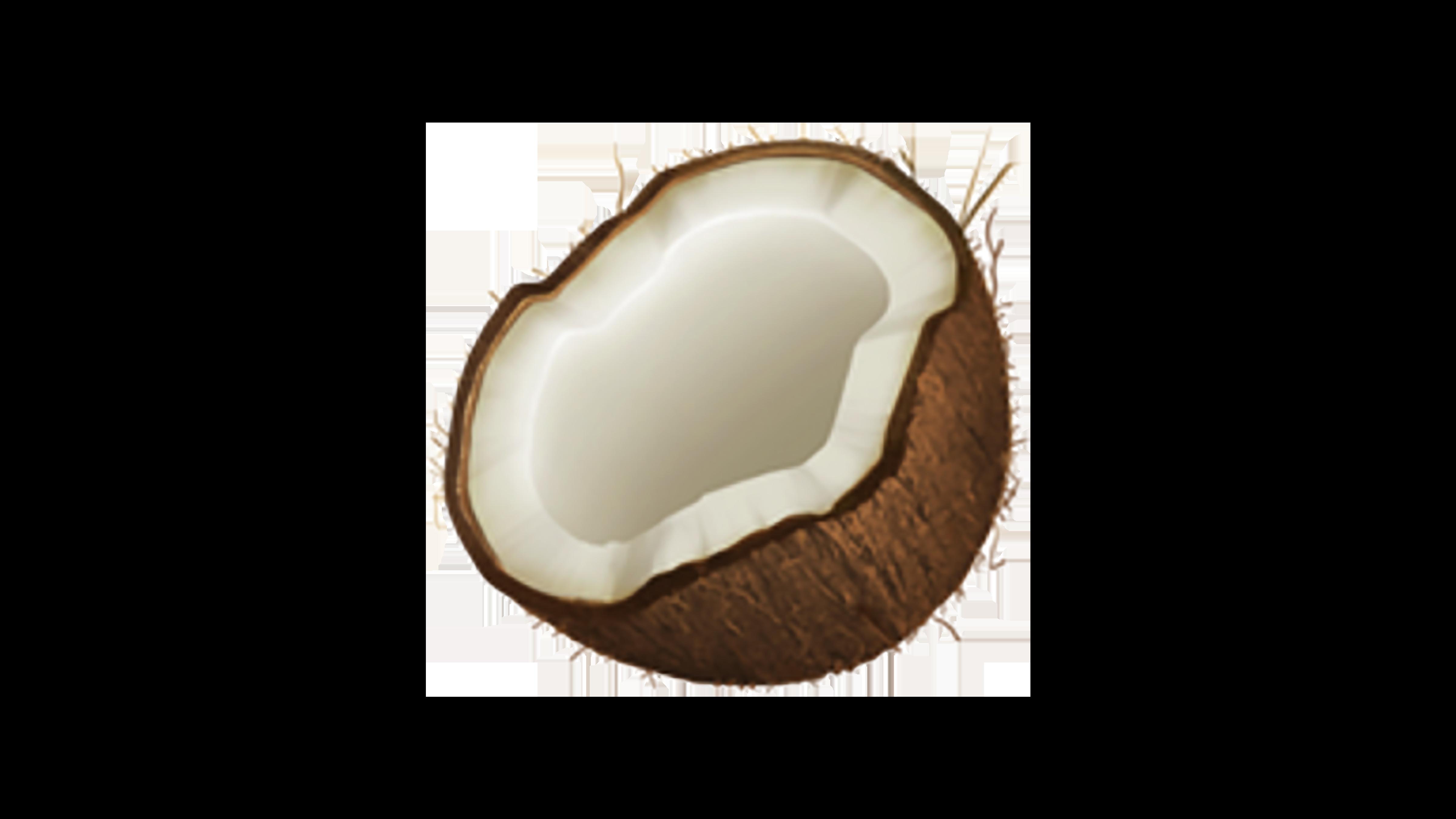 Coconut emoji