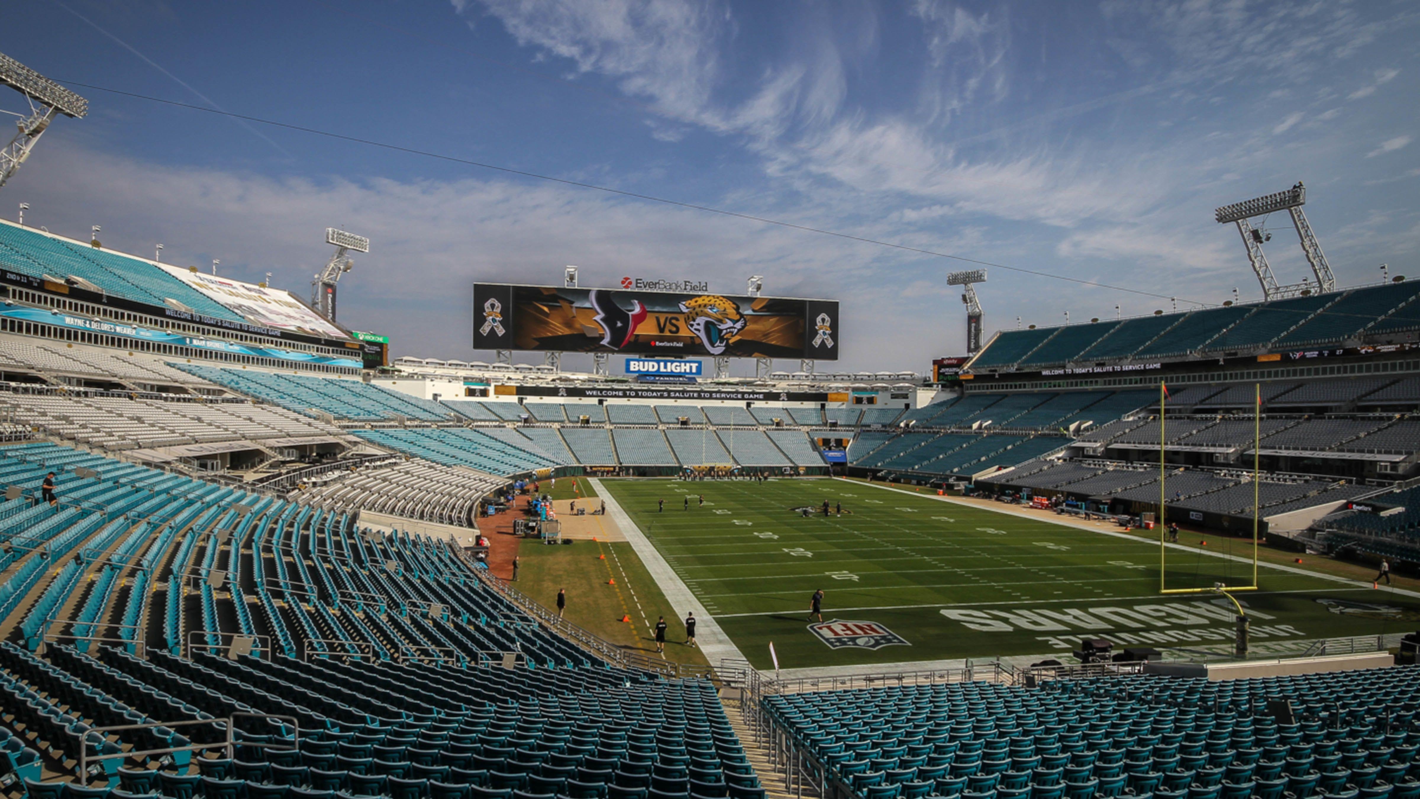 At Jacksonville Jaguars