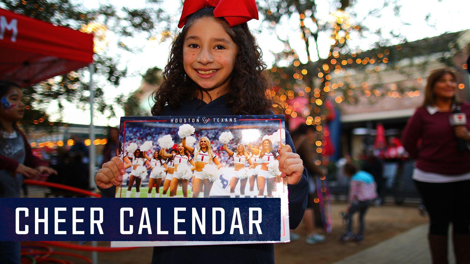 Cheer Calendar