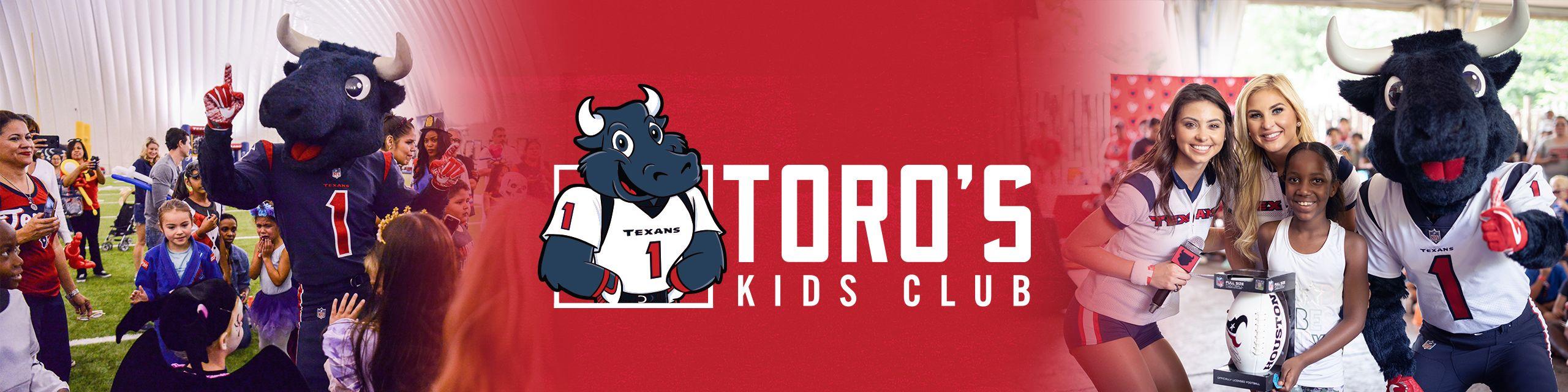 TORO's Kids Club