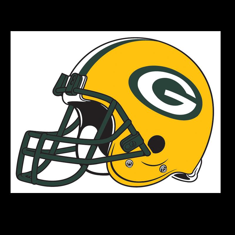 Green Bay Packers helmet