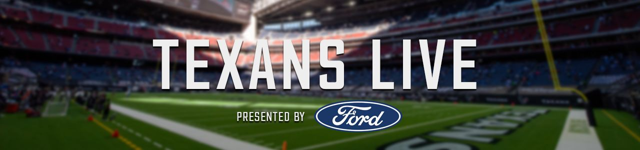 Texans Live presented by