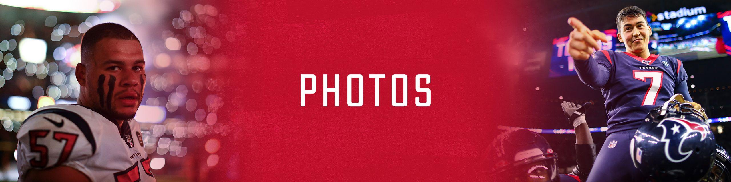 Text: Photos
