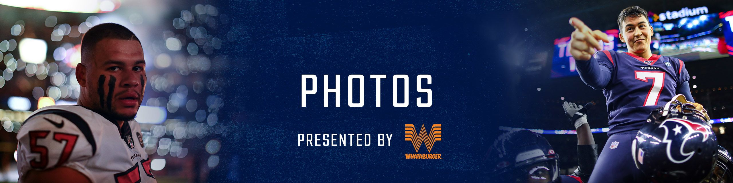 Photos presented by Whataburger