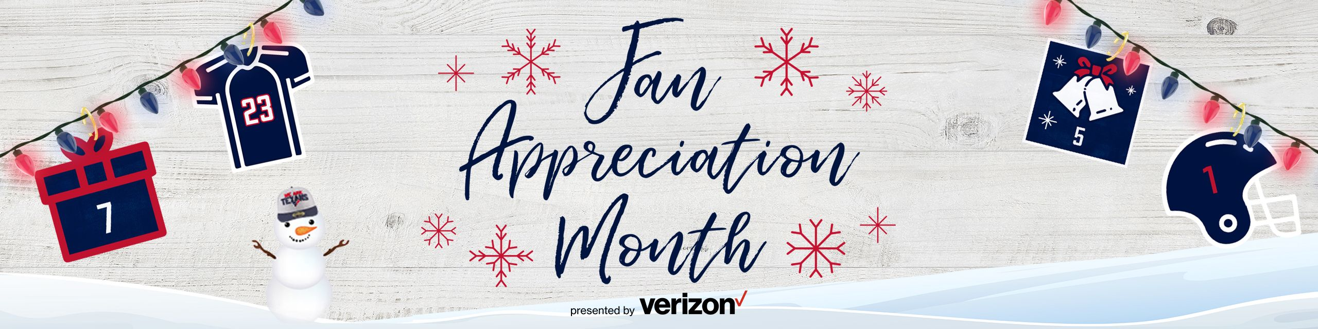 Fan Appreciation Month