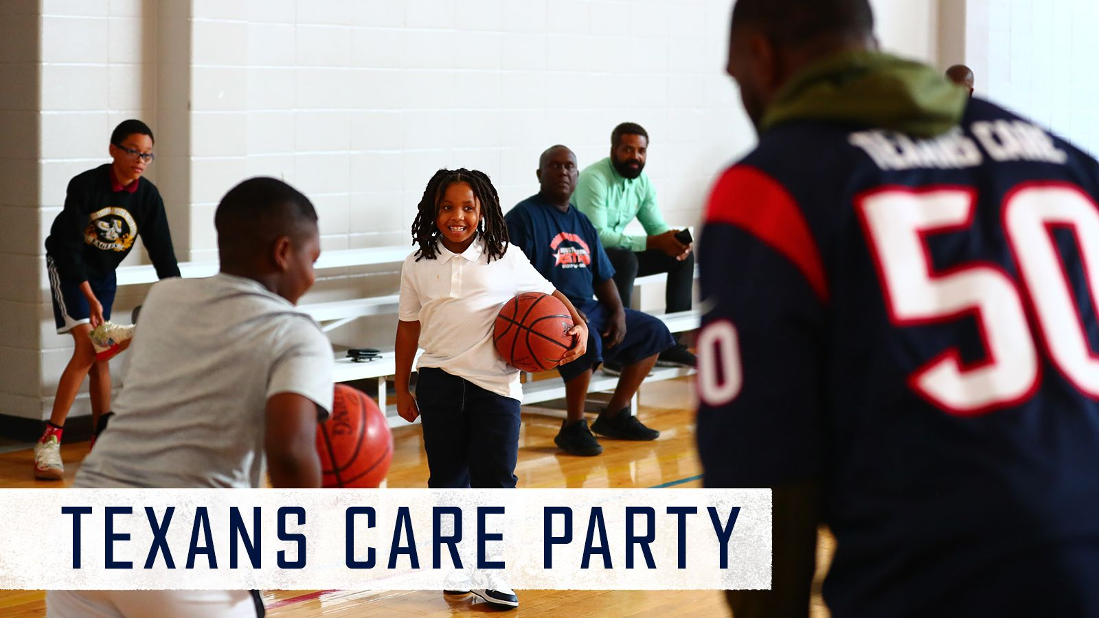 Texans Care Party