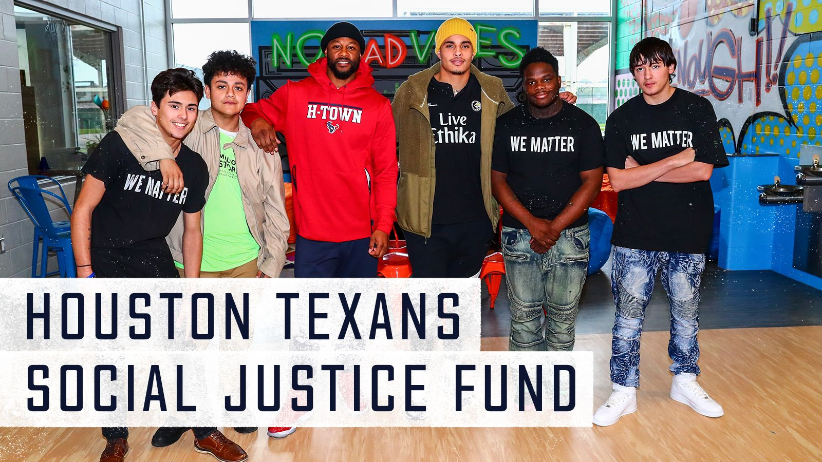 Houston Texans Social Justice Fund