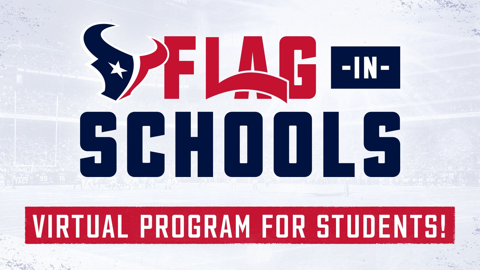 Flag in Schools. Virtual program for students!