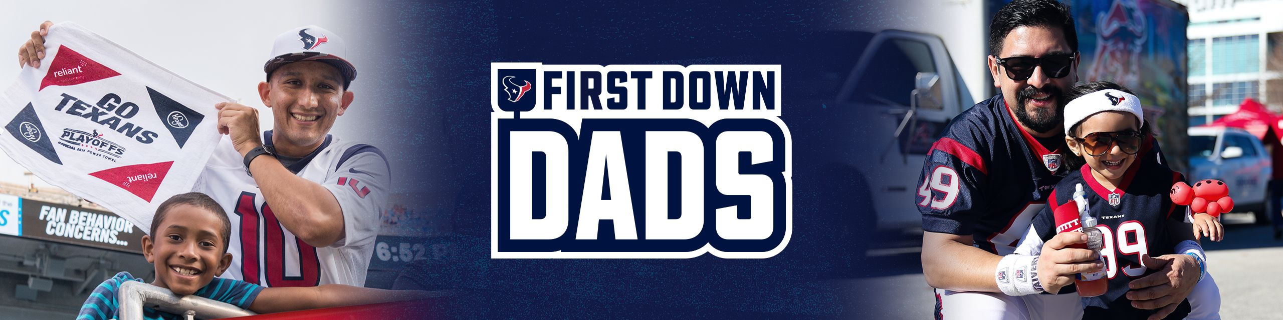First Down Dads