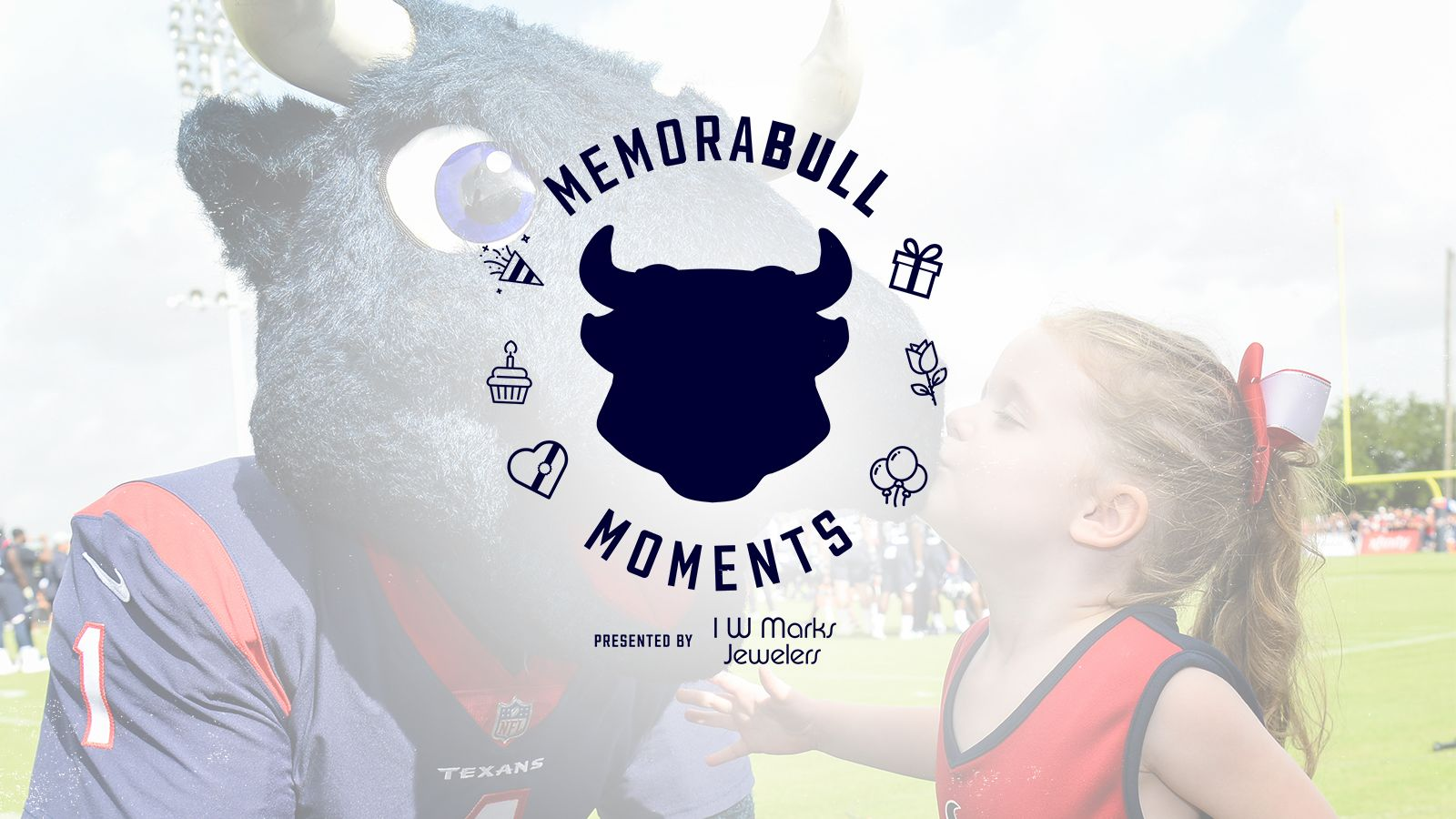 Memorable Moments. presented by IW Marks