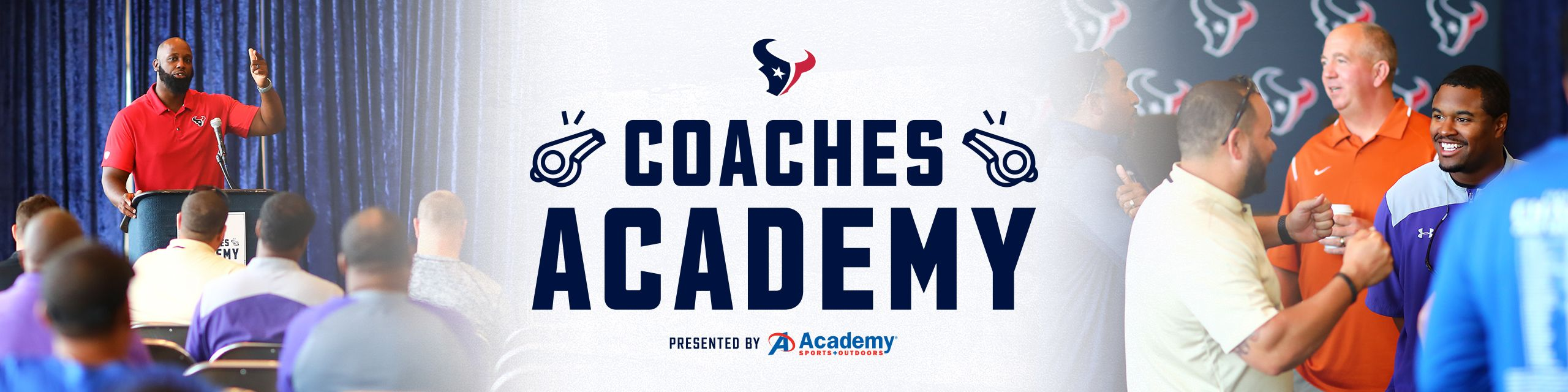 Coaches Academy presented by Academy