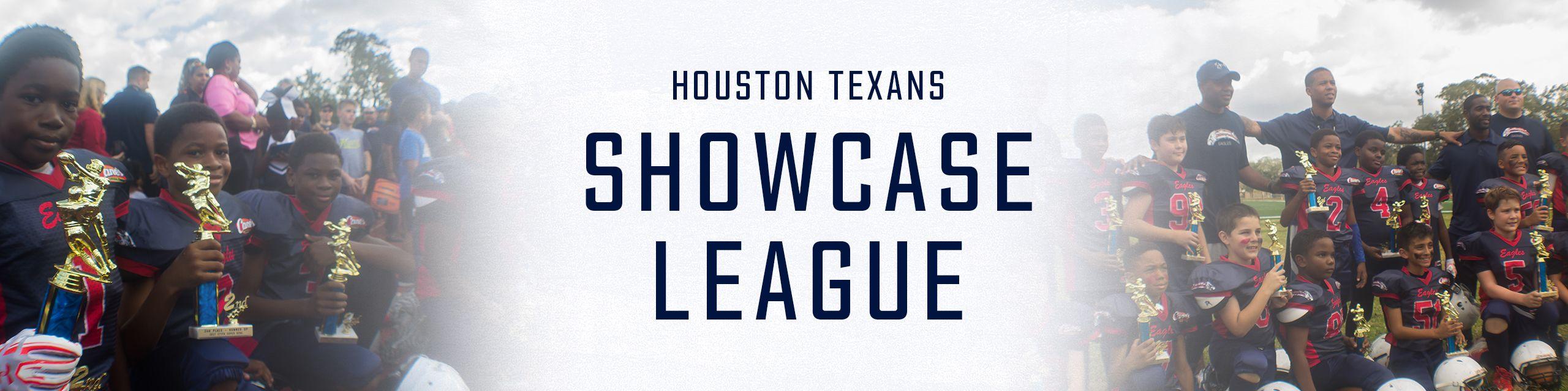 Houston Texans Showcase League