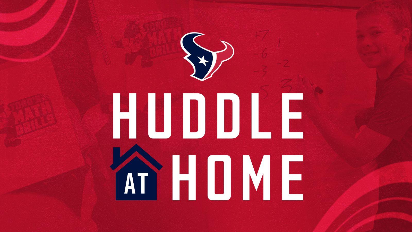 Huddle at Home