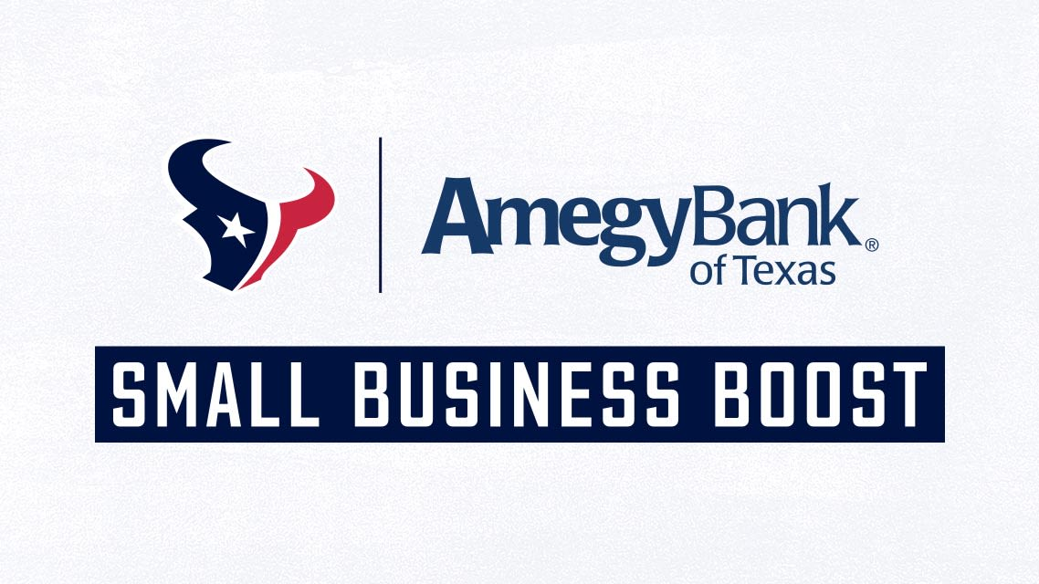Amegy Small Business Boost