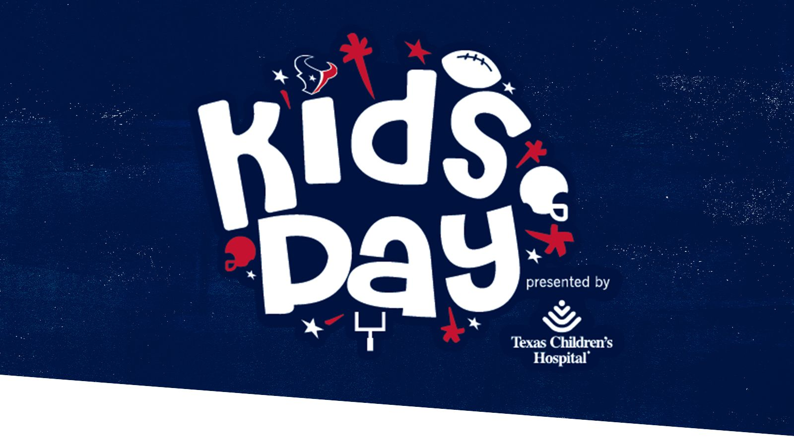 Kids Day/Play 60 presented by Texas Children's Hospital