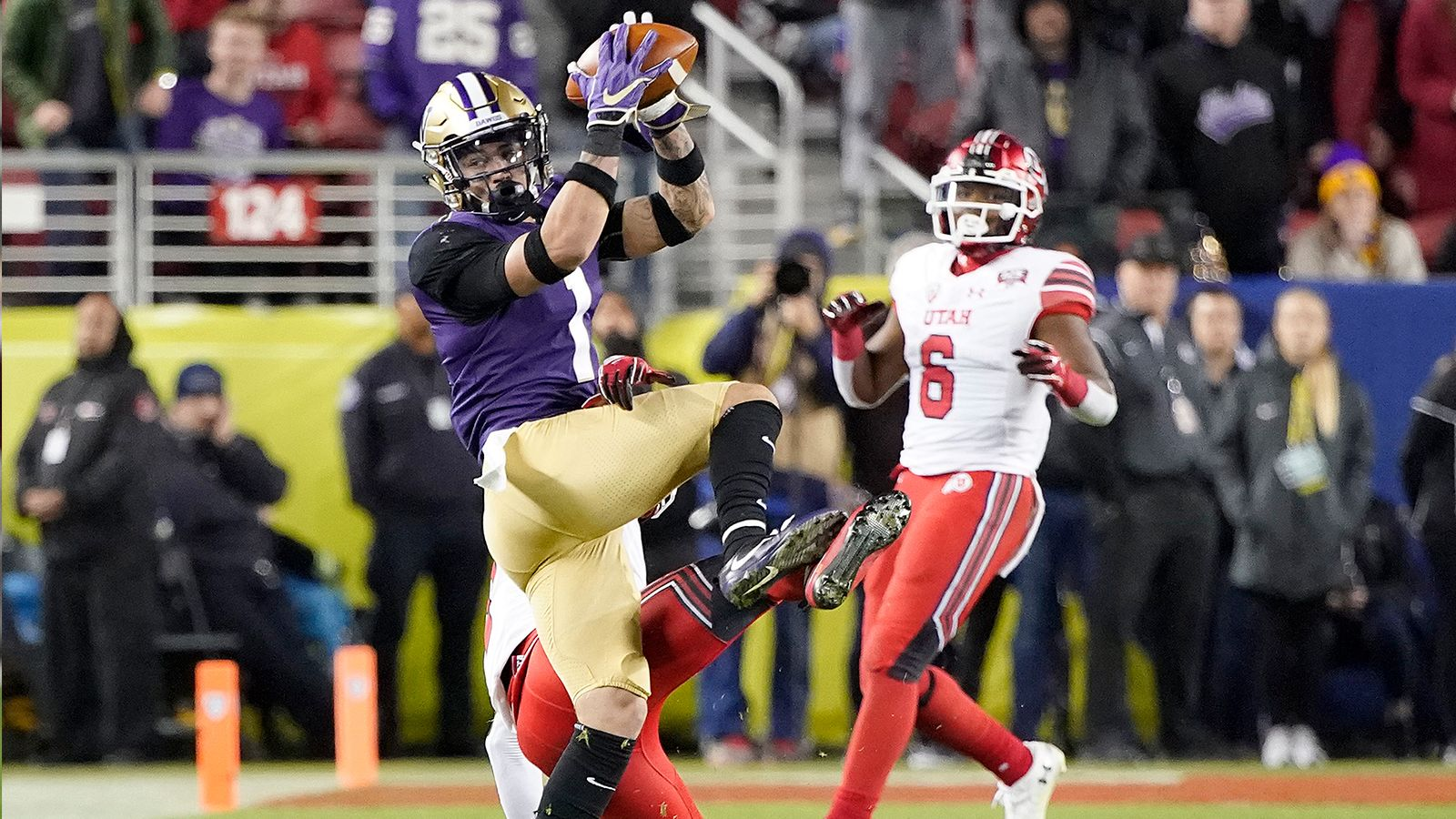 CB Byron Murphy, Washington